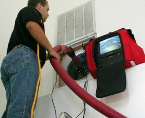 Duct Cleaning Video Inspection
